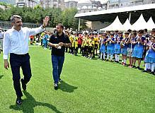 Yıldırım yaz spor okulları başlıyor