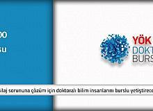 YÖK'ten Marmara'nın müsilaj sorununa çözüm için doktora yapacak bilim adamlarına burs