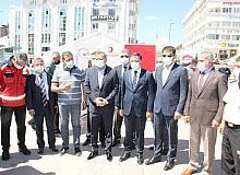 """Yozgat'ta """"Aşı Olmayan Kalmasın"""" kampanyası başlatıldı"""