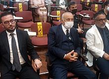 Zonguldak Barosu'nun yeni başkanı Türker Kapkaç oldu