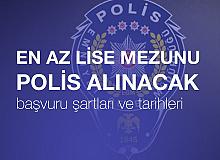2 Bin 500 Polis Alımı için Başvuru Tarihleri ve Şartları