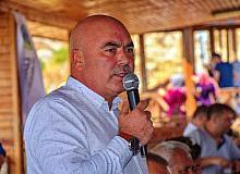 536. Kızıldağ Karakucak Güreşleri Cumhur İttifakı belediyelerinin katkılarıyla yapılacak