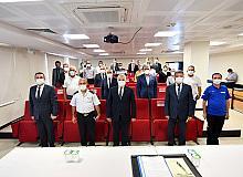 Afet Bölgelerine Yardım Koordinasyon Toplantısı düzenlendi