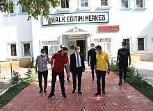 Ağrı Milli Eğitim Müdürü Kökrek'in ziyaretleri