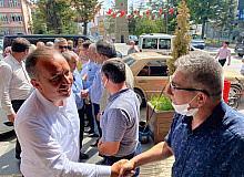 """AK Parti Çorum Milletvekili Ceylan: """"Kırankışla barajı bu yıl tamamlanacak"""""""