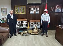 AK Parti Genel Merkez Yerel Yönetimler Başkan Yardımcısı Zenbilci'den Osmaneli ziyareti