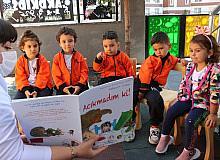AKD KİDS çocuklara kitap sevgisini aşılıyor