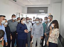 Ayşe Hasan Gündüz Aile Sağlığı Merkezinin açılışı yapıldı