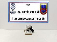Balıkesir'de jandarma 19 şahsı gözaltına aldı