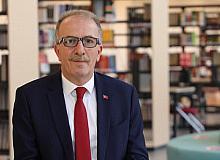 """Bartın Üniversitesi Rektörü Prof. Dr. Orhan Uzun'un """"Hoş geldiniz"""" mesajı"""