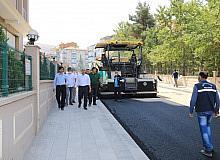 Battalgazi Belediyesi'nden Çöşnük'e konforlu yol hizmeti