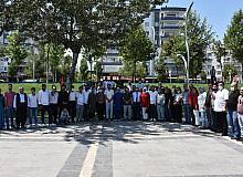 Beyoğlu ve Aydın, Bağlar'da mahalle temsilcileriyle buluştu
