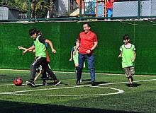 Beyoğlu'nda herkes için gün boyu spor var