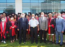 Çorlu Mesleki Eğitim Merkezi ilk mezunlarını verdi