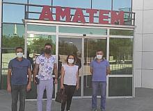 Diyarbakır Büyükşehir Belediyesi AMATEM ile işbirliği yapacak