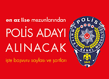 En Az Lise Mezunu 2 Bin 500 Polis Adayı Alımı Başvuruları Devam Ediyor! Başvuru Şartları ve Diğer Detaylar...