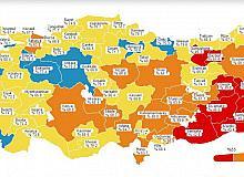 Erzincan'da aşılama oranında artış