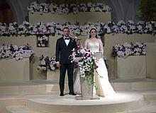 Evlenen çift takılarının bir kısmını afet bölgelerine bağışladı