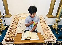 Isparta Ulu Cami'de yaz Kur'an kursu kapanış programı düzenlendi