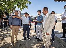 İzmir'in 'Acil Çözüm' ekipleri sahada