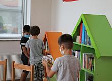 İzmit'te çocuk kütüphanesi açılıyor