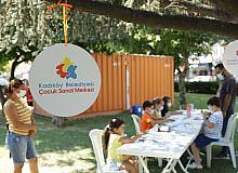 Kadıköy'de çocuklar için ücretsiz yaz atölyeleri