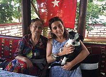 Kaybolan köpek için verilen para ödülü sokak hayvanlarına mama olarak döndü