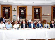 'Kayısının Malatya ekonomisine katkısı' konferansı yapıldı
