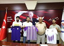 Kdz. Ereğli Belediyespor'da üç transfer birden