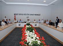 Kırşehir Belediyesi, CHP'li Belediye Başkanlarını ağırladı