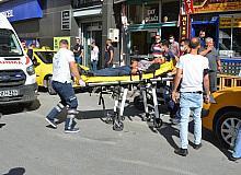 Konya'da bıçaklı kavga: 2 yaralı