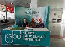 KSBÜ ekibi Teknofest'te finale kaldı