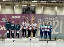 Manisa Büyükşehir'in cimnastik sporcularından uluslararası başarı