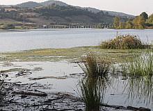 Manyas'ta 100 bin dekar tarım arazisi sulanıyor