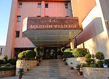 Mardin'de gösteri yürüyüşü ve açık hava toplantıları 15 gün yasak