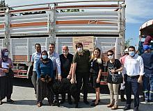 Mersin'de 'Hadi gel köyümüze destek verelim' projesi sürüyor