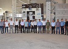 MHP Kütahya İl Teşkilatı'ndan Aslanapa ziyareti