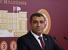 Milletvekili Taşdoğan'dan Rektör Özaydın'a tepki