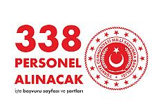 MSB 338 Sözleşmeli Personel Alımı Başvuruları Ay Sonuna Kadar Devam Edecek