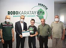 """MÜSİAD Başkanı Kağnıcı: """"Robotik kodlama geleceğin mesleği olacak"""""""