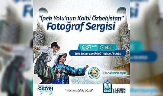 Özbekistan'ın kalbi Yıldırım'da atacak