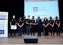 Özel EOSB Meslek Lisesi Robosb takımından büyük başarı