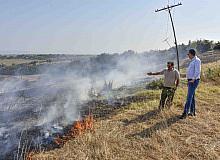 Özkan'dan yangın sonrası vatandaşlara dikkatli olma çağrısı