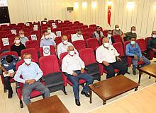 Polateli'nde vatandaş ile protokol üyeleri buluştu