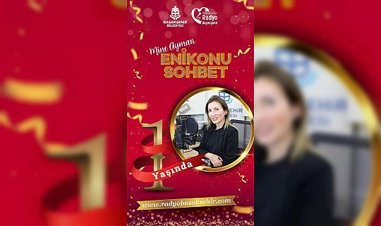 Radyo Başakşehir'de Enikonu Sohbet 1 yaşında