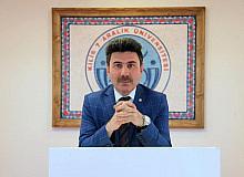 """Rektör Karacoşkun, """"Yöremizden"""" programına konuk oldu"""