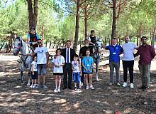 Rektör Prof. Dr. İlter Kuş, BAÜN Spor Kulübü öğrencileriyle buluştu