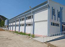 Restorasyonu tamamlanan spor salonu ulusal ve uluslararası turnuvalarda ev sahipliği yapacak