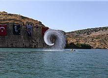 Rumkale su sporları festivali için geri sayım başladı