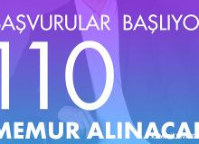Samsun Büyükşehir Belediyesi'ne 110 Memur Alımı Başvuruları Başlıyor